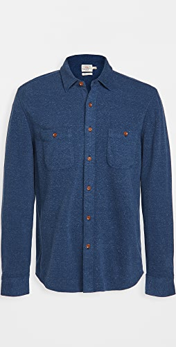 Faherty - Knit Apline Shirt