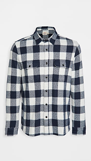 Faherty Legend Sweater Shirt