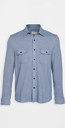 Faherty - Legend Sweater Shirt