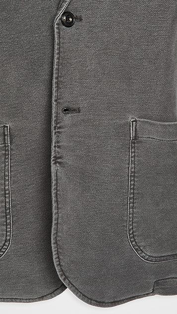 Faherty Soft Flex Knit Blazer