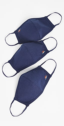 Faherty - 3 Pack Sun and Wave Face Coverings