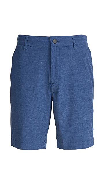 Faherty Belt Loop All Day Shorts