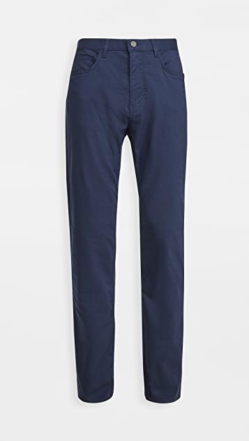 Faherty Movement 5-Pocket Pants