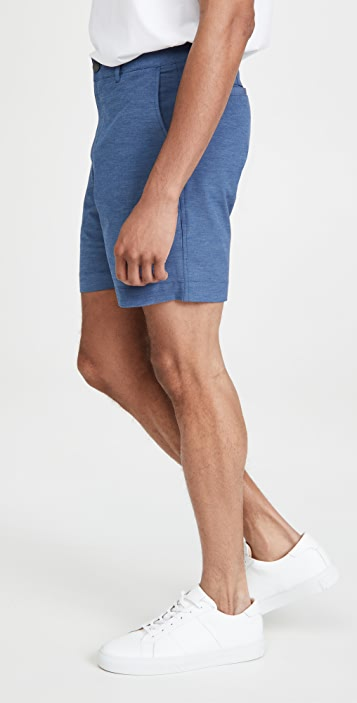 Faherty Belt Loops All-Day Shorts