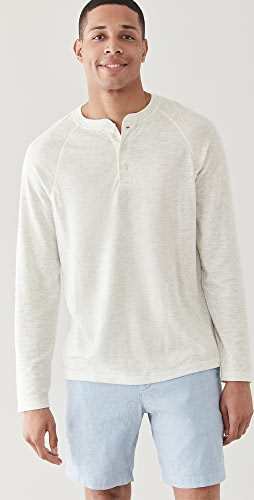 Faherty - Cloud Henley