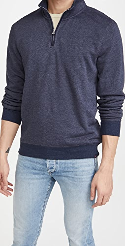 Faherty - Transition Zip Pullover