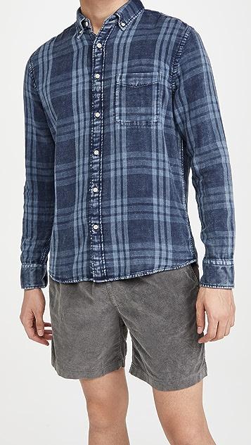Faherty The Tony Doublecloth Shirt