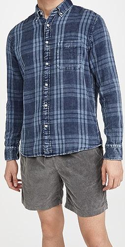 Faherty - The Tony Doublecloth Shirt
