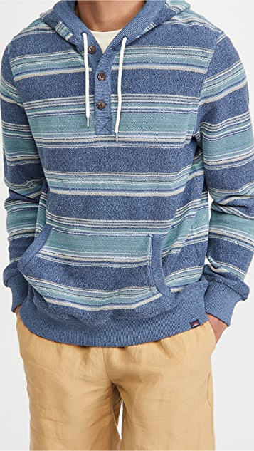 Faherty Campfire Hoodie