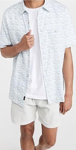 Faherty - Short Sleeve Playa Shirt