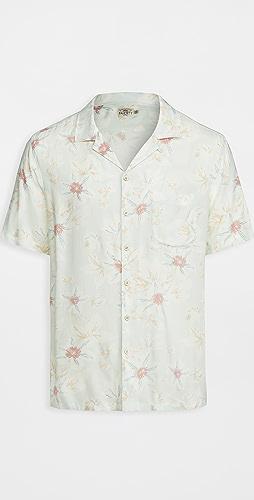 Faherty - Kona Camp Shirt