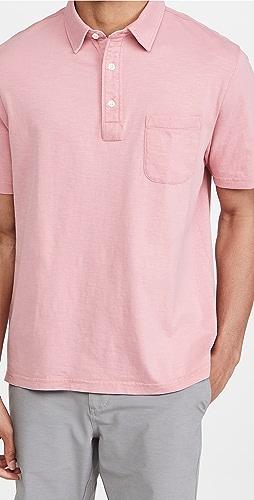 Faherty - Sunwashed Polo Shirt