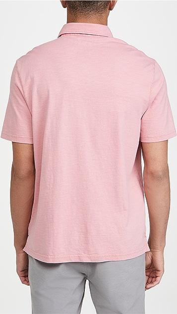 Faherty Sunwashed Polo Shirt