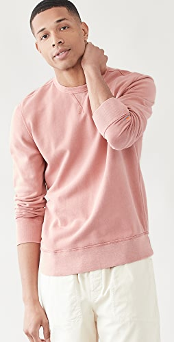 Faherty - Beach Crew Sweatshirt