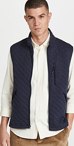 Faherty - Epic Quilted Vest