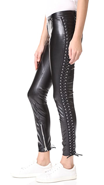 Faith Connexion Laced Pants
