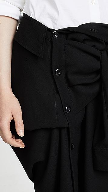 Faith Connexion Sat Shirt Skirt