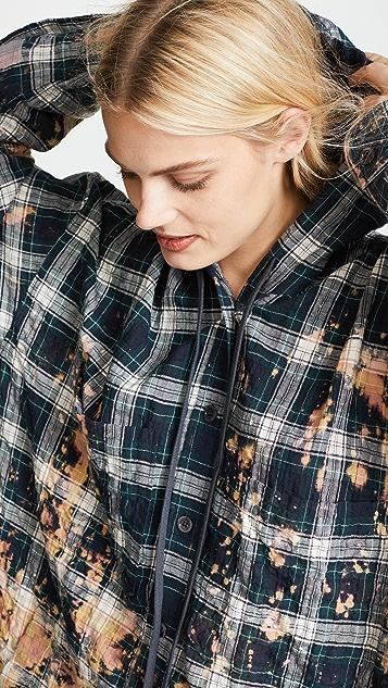 Faith Connexion Check Shirt