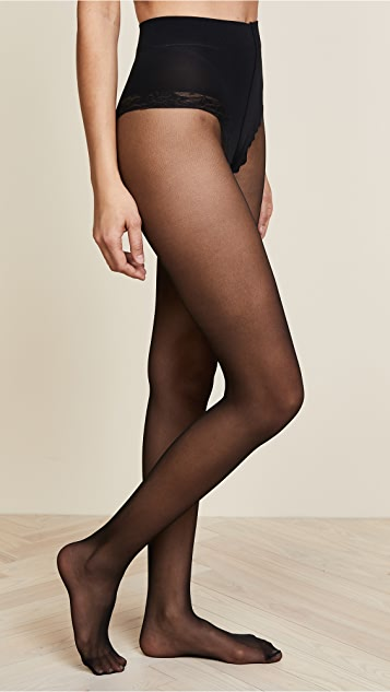 Falke Control Top Silhouette Tights