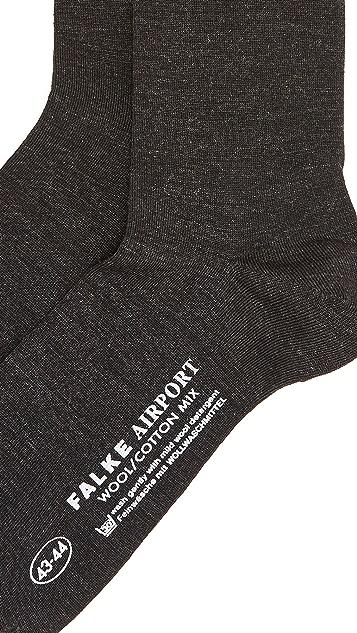 Falke Airport Wool & Cotton Socks