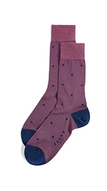 Falke Falke Seasonal Dot Socks