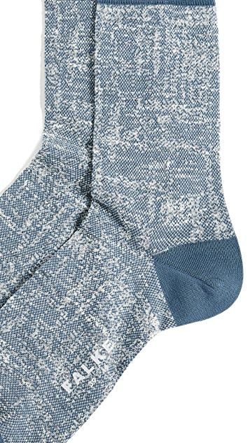 Falke Falke Handloom Seasonal Denim Socks