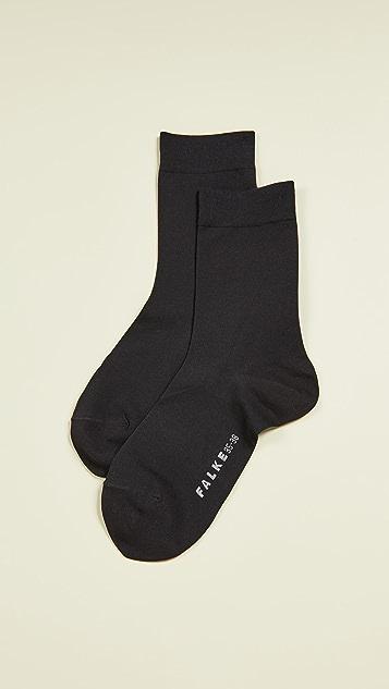 Falke Cotton Touch 及踝袜子