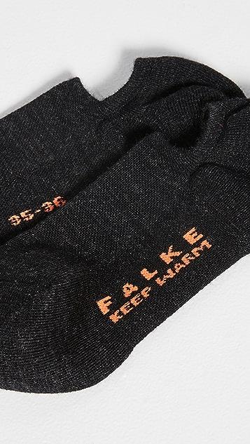 Falke Keep Warm 船袜