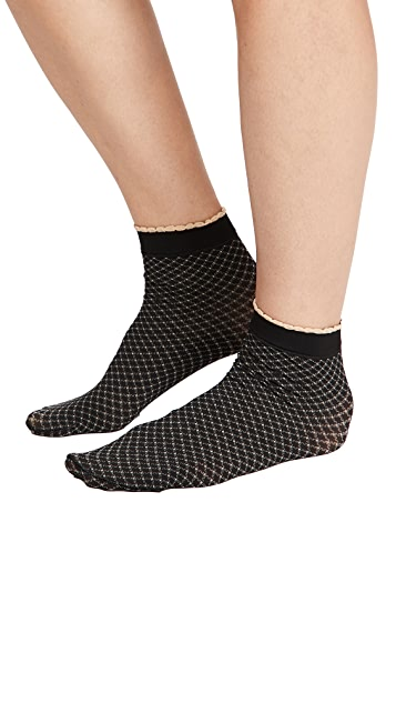 Falke Illusion Anklet Socks