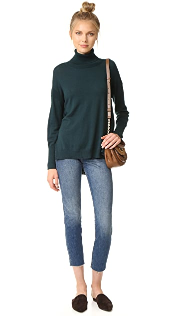525 America Swing Turtleneck Tunic