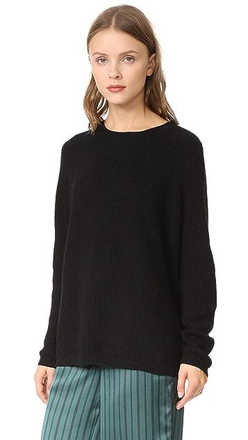 525 America Emma Shaker Sweater