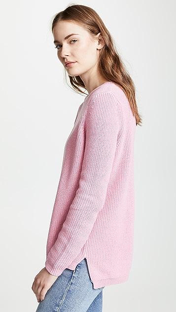 525 America Shaker Crew Sweater