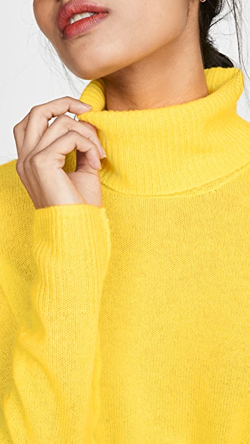 525 Cashmere Turtleneck