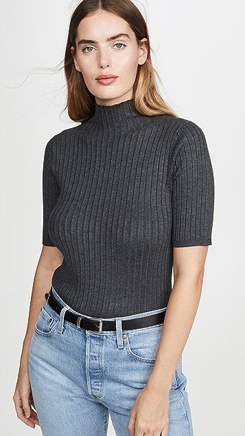 525 America Mock Neck Pullover