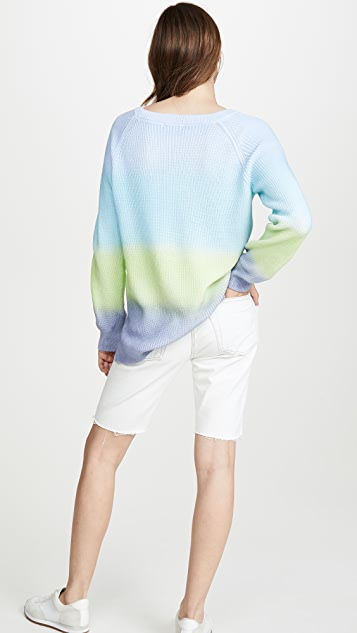 525 America Ombre Shaker Sweater