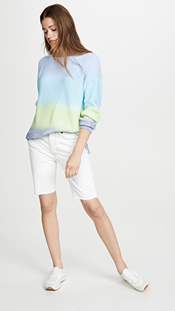 525 Ombre Shaker Sweater