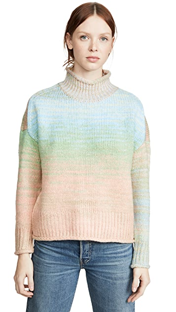 525 Neon Melange Sweater