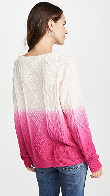 525 Ombre Sweater