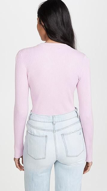 525 Rib Crew Sweater
