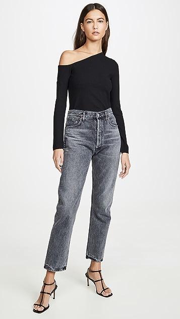 525 Asymmetrical Sweater