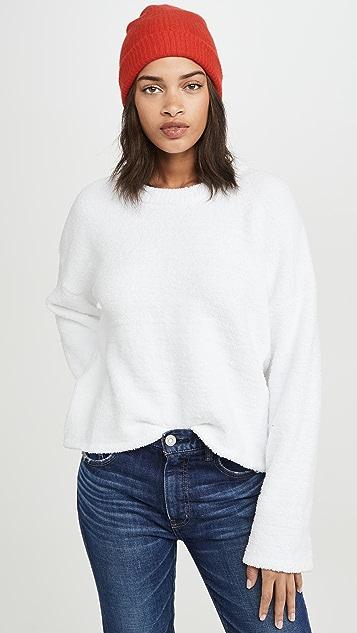 525 Plush Crew Sweater