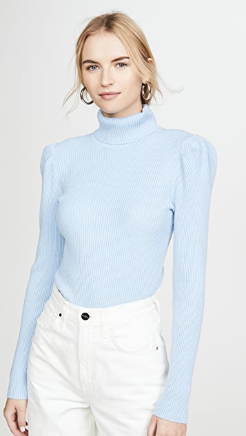 525 Puff Sleeve Pullover