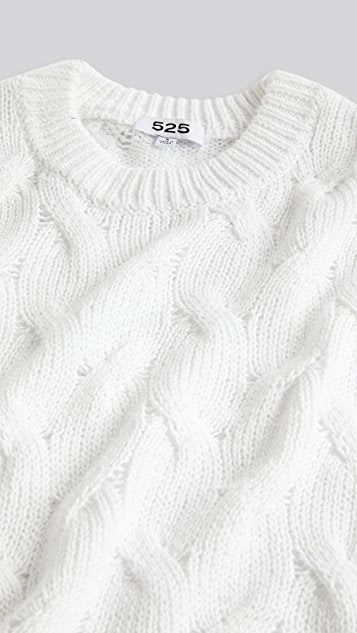 525 Cable Pullover