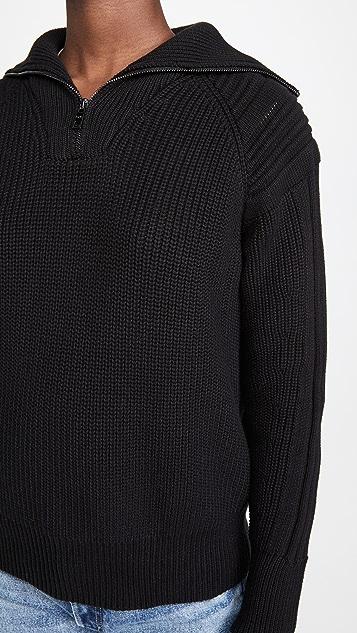 525 Half Zip Pullover