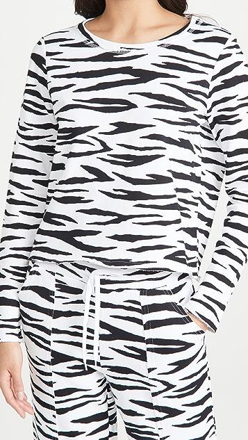 525 Zebra Sweatshirt