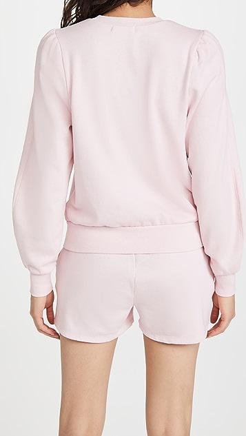 525 Puff Sleeve Sweatshirt
