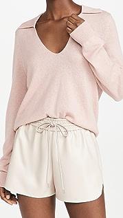 525 Cashmere Polo Pullover