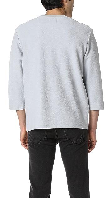 Fanmail 3/4 Sleeve Sweatshirt