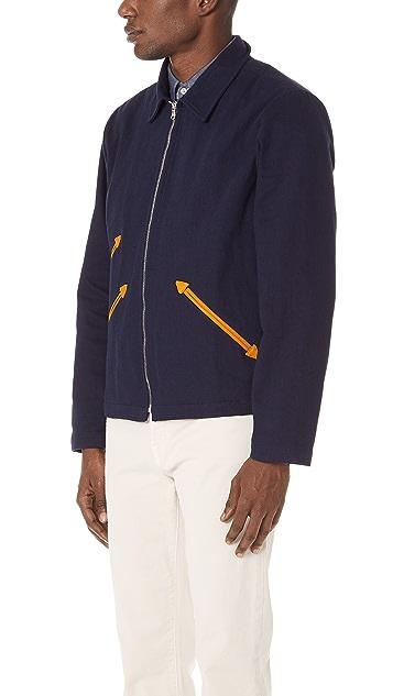 Fanmail Zip Jacket