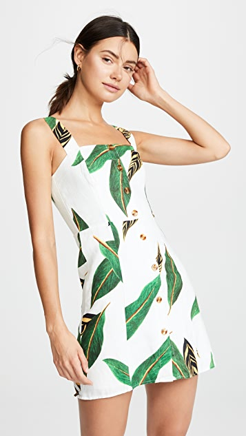 FARM Rio Amazonia Short Dress